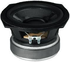 SPH165CP 120W 8Ohm Basslautsprecher