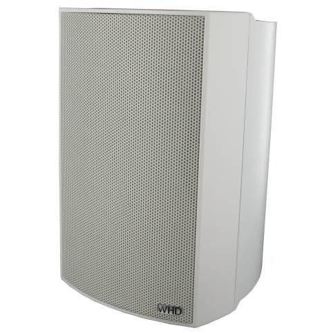 Lautsprecherbox Mini4 T30 50W 100V ELA Weiss