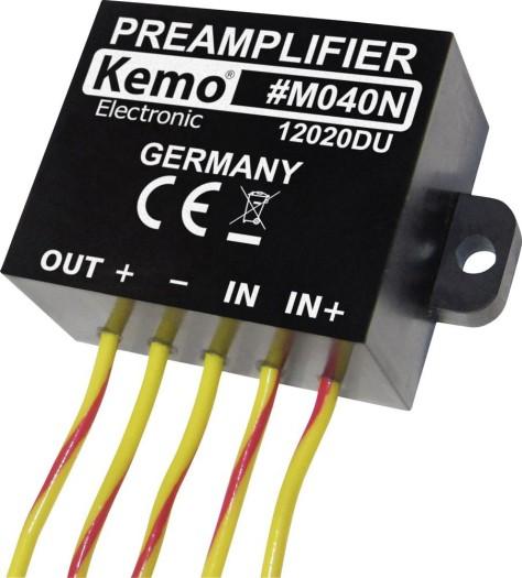 Vorverstärker Baustein Modul NF-Signal Verstärker