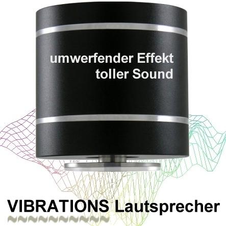 VIBRO Bluetooth Lautsprecher