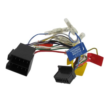 Autoradio Adapter ISO Kabel für PIONEER DEH-P4900MP 16polig