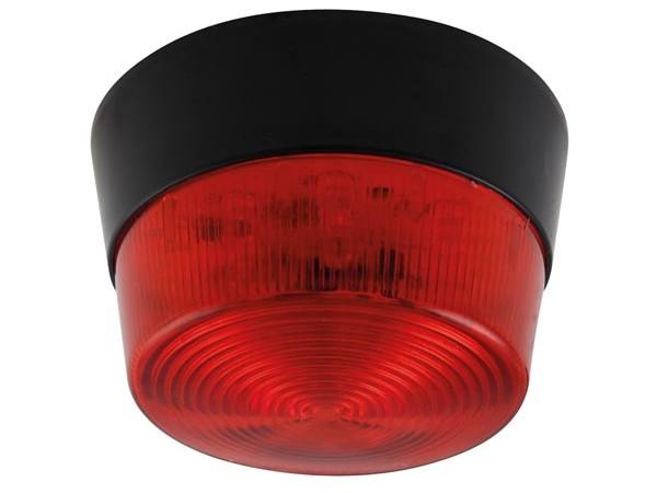 Blitzlicht Alarmlicht ROT 12V 6-12V LED Technik