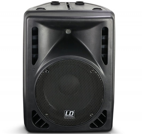 Aktiv Lautsprecher 250 Watt 500mm 2-wege PA -Stück-