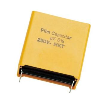 MKT Kondensator 6,8uF 160/250V MKT 5% bipolar 5329