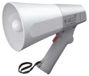 Megafon ER-520 10W Handmegafon Grau