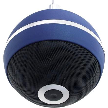 Kugellautsprecher Deckenlautsprecher 15W 210mm Blau