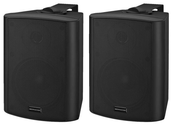 Aktiv Lautsprecher 2x40W max MKA-50SET/BL