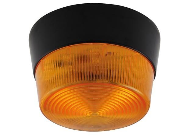 Blitzlicht Alarmlicht Orange 12V 6-12V LED Technik