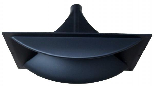 Hochtonhorn 465 x 245mm Horn ohne Treiber
