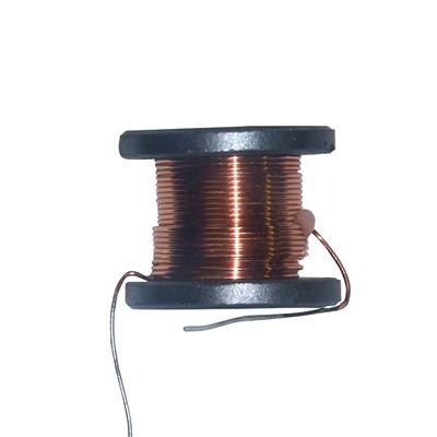 Spule 1mH 0,6mm Draht 25x25mm Ferritspule