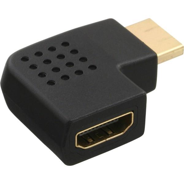 HDMI Adapter Winkeladapter rechts gewinkelt