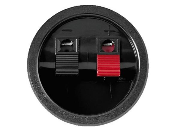 Lautsprecherterminal Klebeterminal 56mm 2x4,8mm