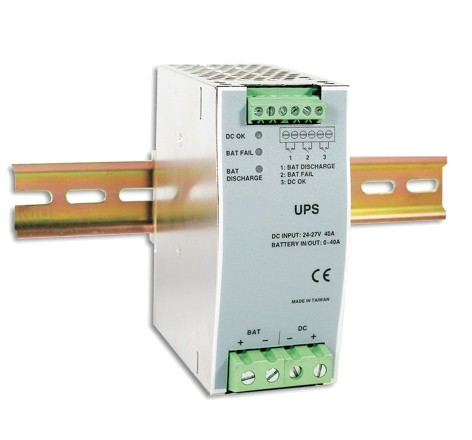 DC USV Modul 24V Akku Ladegerät zu 24V Netzteilen