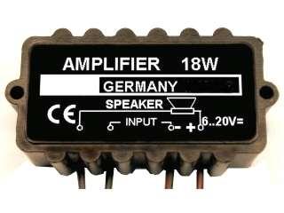 18W Verstärker Modul Mono 1Universal 6-20V