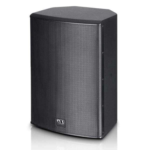 Lautsprecherbox 120/480W 8Ohm 82G2B Schwarz