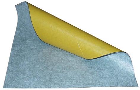Dämmmaterial 500x500mm Platte mit Alu Gewebe zur Dämmung