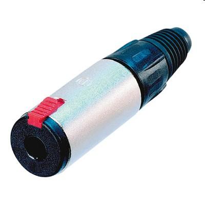 6,3mm Klinkenkupplung Stereo Metall NJ-3 FC6