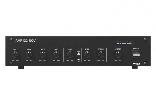 ELA Verstärker 120/180W WHD AMP-120 100V