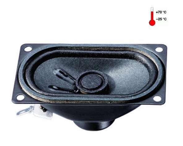 SC4.7ND 4W 8ohm Breitband Lautsprecher 40x70mm Neodym
