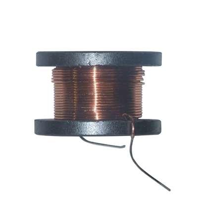 Spule 3,5mH 0,6mm Draht 38x25mm Ferritspule