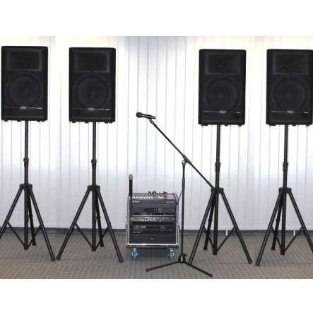 Musikanlage CSS-2002 komplette Beschallungsanlage
