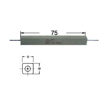 51ohm 51R Widerstand 17W axiale Drähte