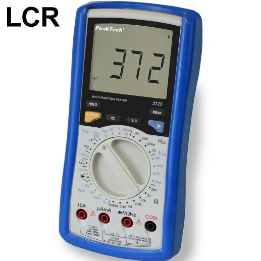 Messgerät P3725 Multimeter LCR Messgerät