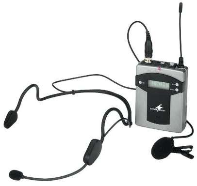 Zubehör Taschensender mit Mikrofon Belt Pack TXA-800HSE zu TXA800/1000 Serie