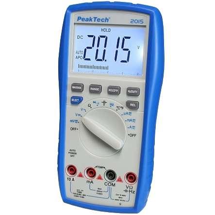 Messgerät P2015 Universalmessgerät
