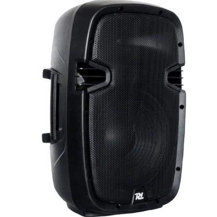 PA Box Lautsprecherbox 200W 8Ohm Schwarz
